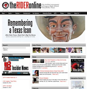 The Rider Online