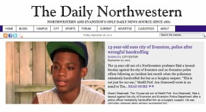 The Daily Northwestern : Northwestern University and Evanston's Only Daily News Source Since 1881
